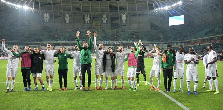 Oyuncularımız 2-0'lık A.Alanyaspor maçını değerlendirdi