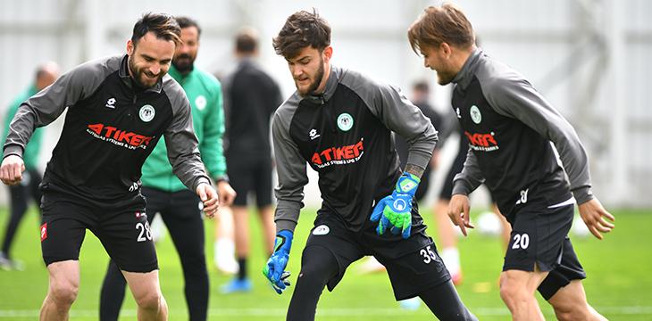 İttifak Holding Konyaspor'umuzun 33.haftada konuğu MKE Ankaragücü