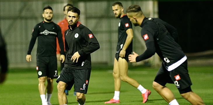 Takımımızda Malatyaspor maçı hazırlıkları başladı