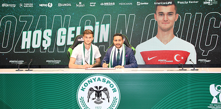 Milli Kaleci Ozan Can Oruç Konyaspor'umuzda!