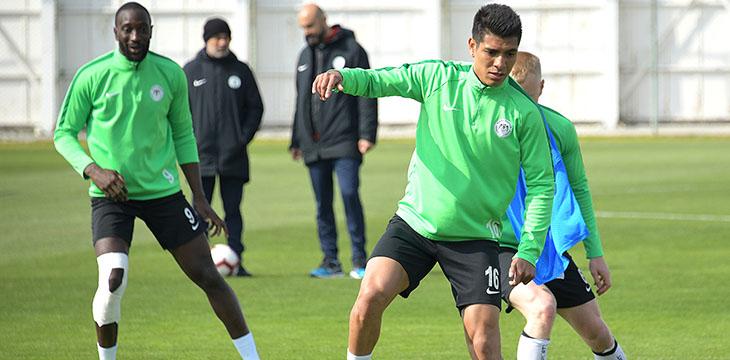 Kötü gidişimize M. Başakşehir maçı ile son vermek istiyoruz