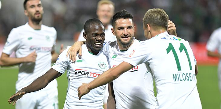 Süper Lig 21.Hafta Maçı: İttifak Holding Konyaspor'umuz - Y. Denizlispor