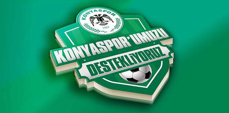 """Konyaspor A.Ş'den """"Konyaspor'umuzu Destekliyoruz"""" Kampanyası"""