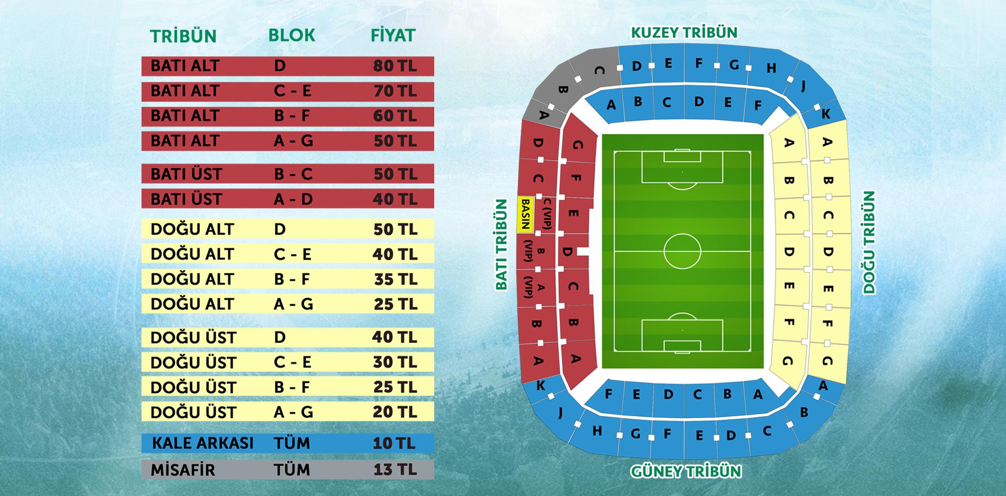 MKE Ankaragücü maçı biletleri satışa çıkıyor