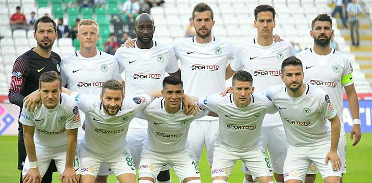 Atiker Konyaspor'umuz sezonu 8. sırada tamamladı