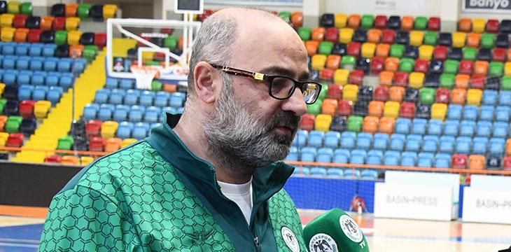 Başantrenörümüz Karadağ: Armamıza layık olmaya çalışacağız