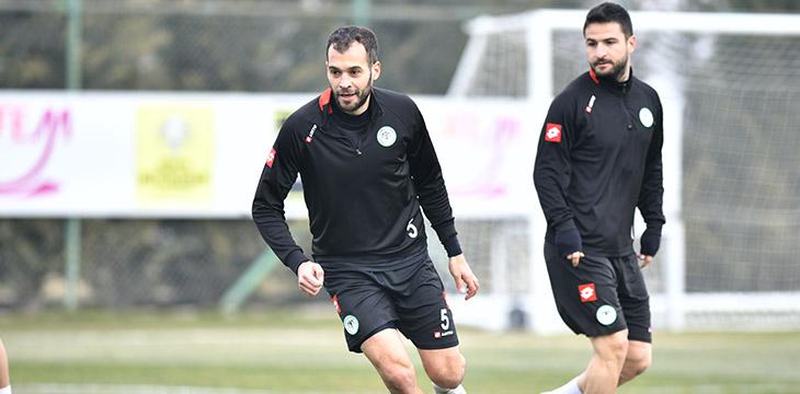 Takımımız Fatih Karagümrük maçı hazırlıklarına başladı
