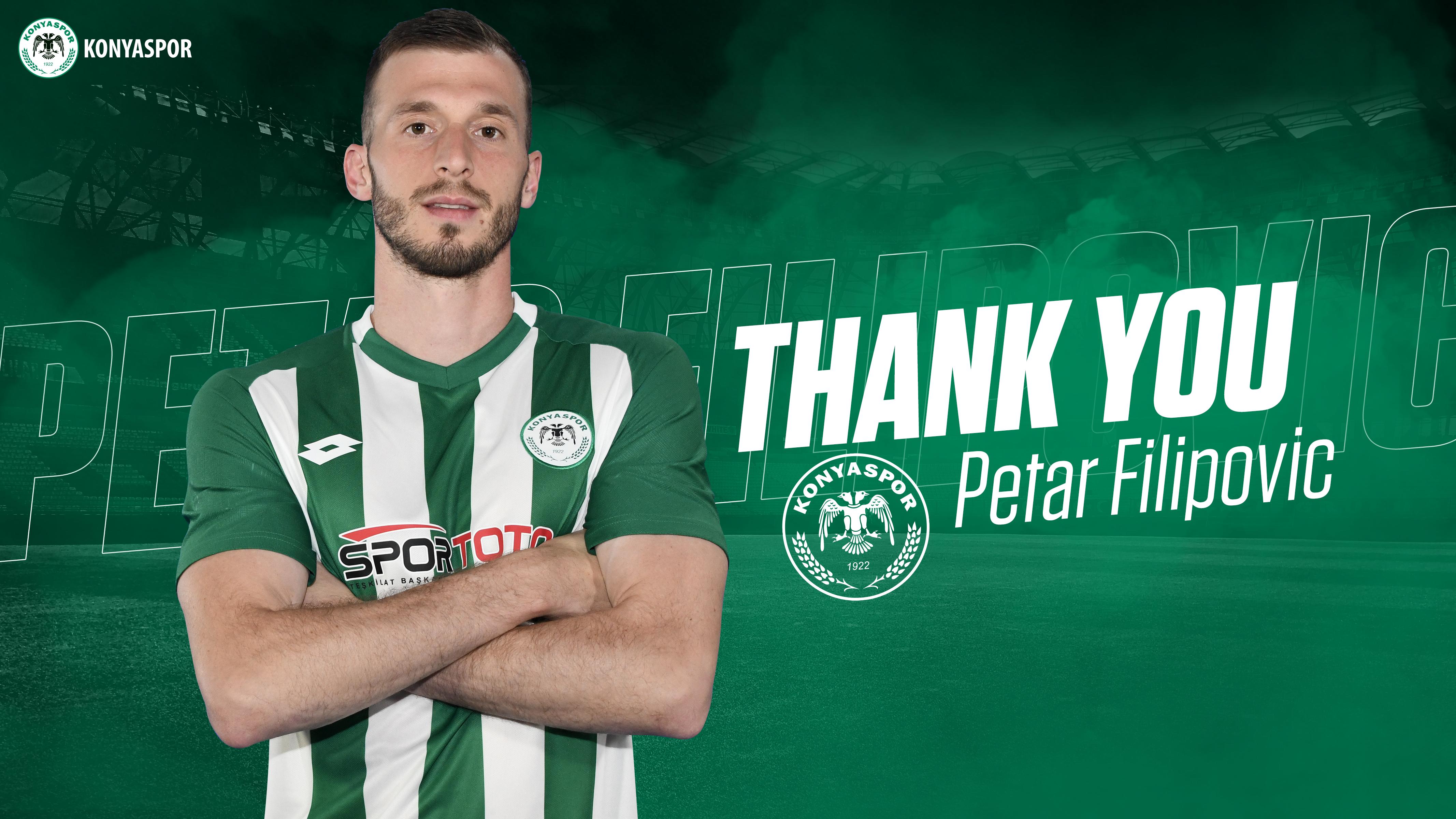 Teşekkürler Petar Filipovic
