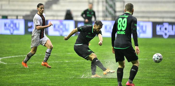 Fatih Karagümrük: 2- İttifak Holding Konyaspor'umuz: 1