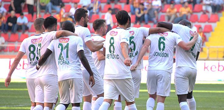 Atiker Konyaspor'umuz sezonun 8.haftasında Beşiktaş'ı konuk edecek