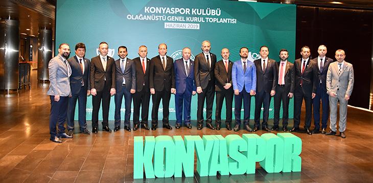 Konyaspor'unuzda Olağanüstü Genel Kurul Yapıldı