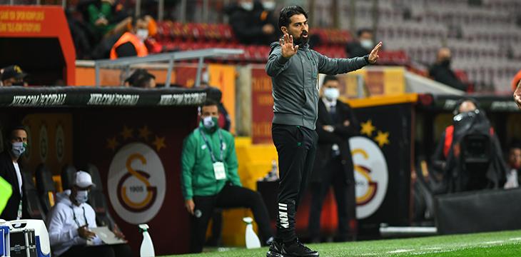 Teknik Direktörümüz İlhan Palut Galatasaray maçı sonrası açıklamalarda bulundu