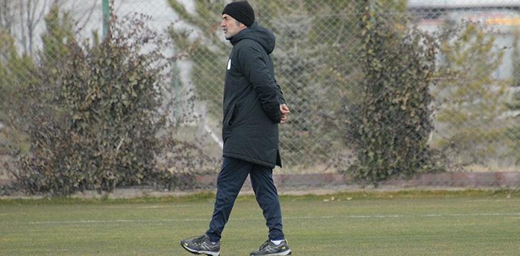 E.Y. Malatyaspor maçında temennimiz ve hedefimiz tabiki de kazanmak olacak