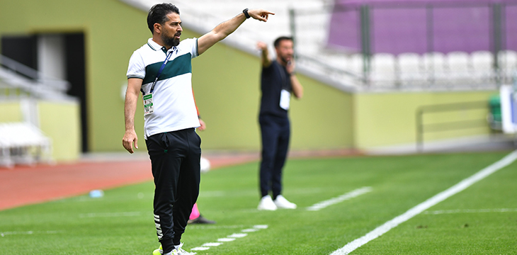 Teknik Direktörümüz İlhan Palut Karagümrük maçı sonrası açıklamalarda bulundu