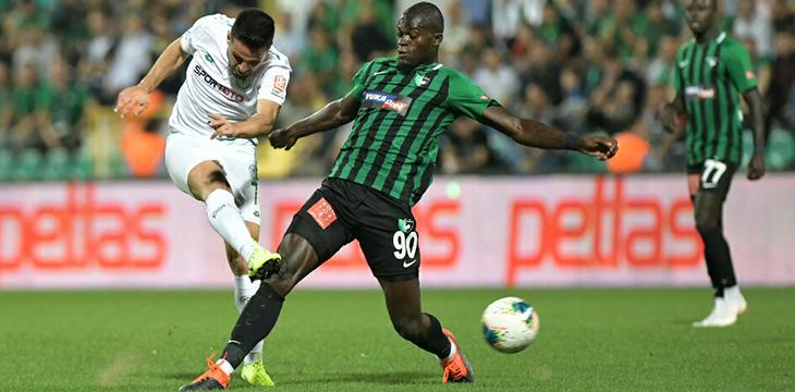 Konyaspor'umuz Y.Denizlispor'u deplasmanda 1-0 mağlup etti