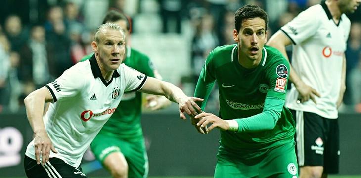 İttifak Holding Konyaspor'umuzun konuğu Beşiktaş