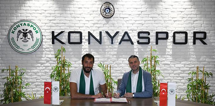 Bora Hun Paçun Konyaspor'umuzda!