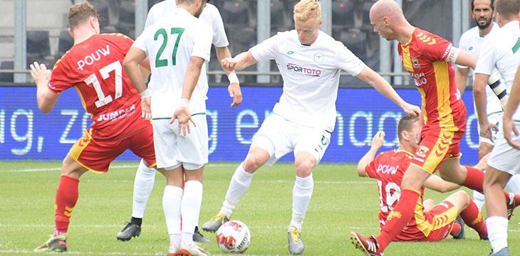 Go Ahead Eagles: 0-Konyaspor'umuz: 0 (Maç Sonucu)