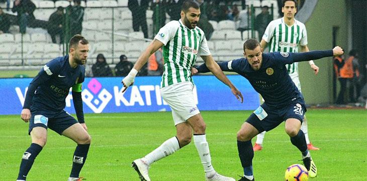 Konyaspor'umuzun 3.haftada rakibi Antalyaspor