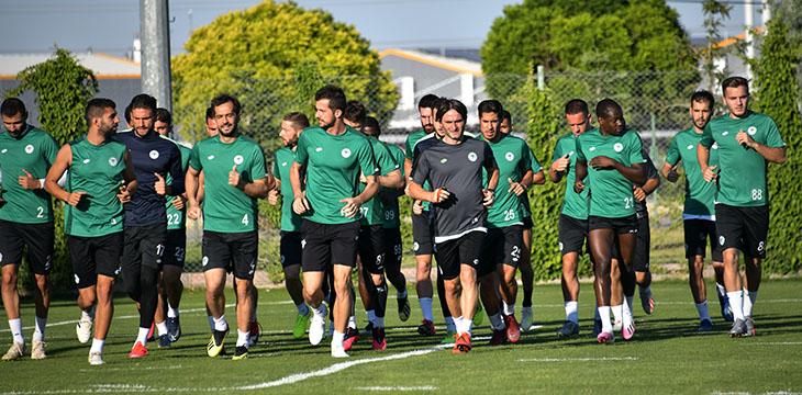 Takımımız Çaykur Rizespor maçı hazırlıklarına başladı