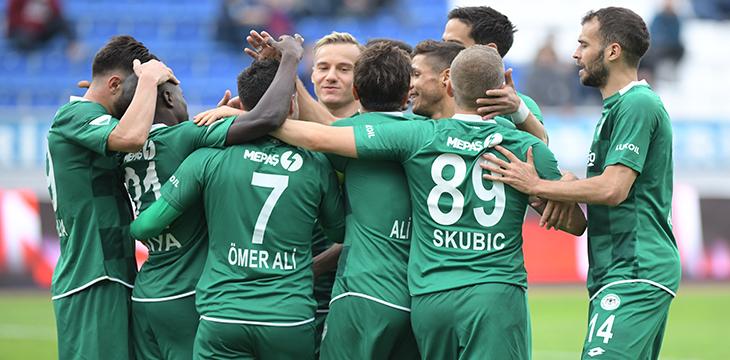 Süper Lig 10.Hafta Maçı: İttifak Holding Konyaspor-Gençlerbirliği