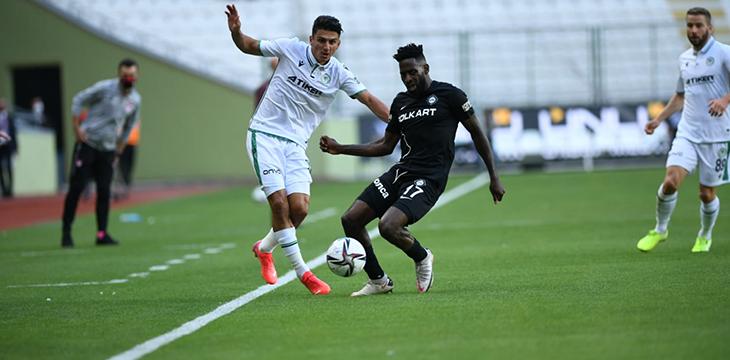 İttifak Holding Konyaspor'umuz Altay'ı 3-1 mağlup etti