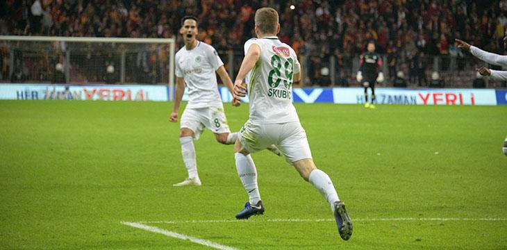 Konyaspor'umuz 2.haftada Galatasaray'ın konuğu olacak
