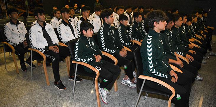 U14-U16 Takımlarımız Türkiye Şampiyonası'na Hazır