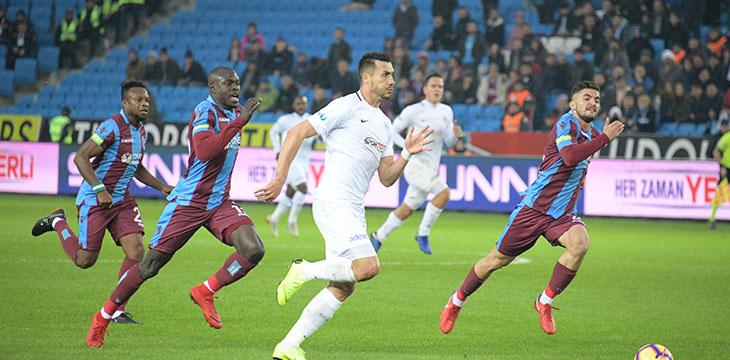 Atiker Konyaspor'umuz 32. haftada Trabzonspor ile karşılaşacak