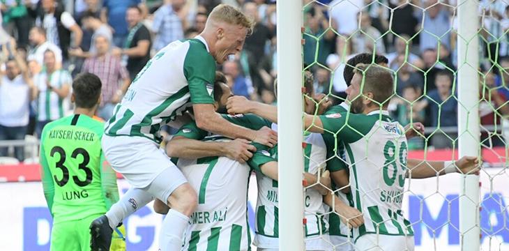 Süper Lig 14.Hafta Maçı: İttifak Holding Konyaspor'umuz-Gaziantep FK