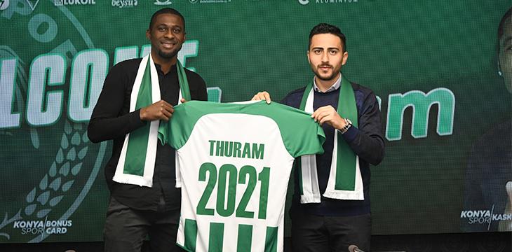 Rogerio Thuram İttifak Holding Konyaspor'umuzda!