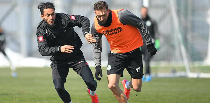 Konyaspor her zaman ligde daha iyi yerlerde olmayı hak eden bir kulüp