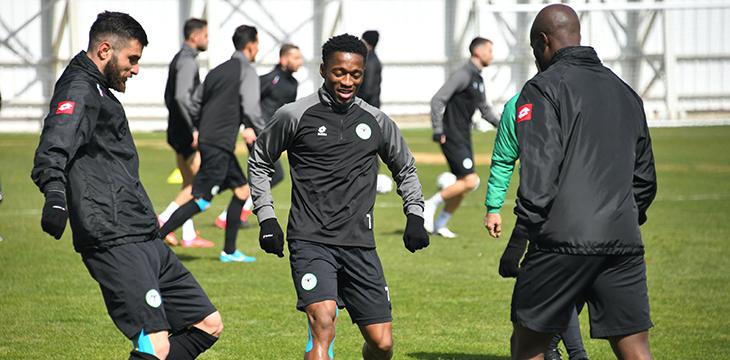 İttifak Holding Konyaspor'umuz Medipol Başakşehir'e konuk olacak