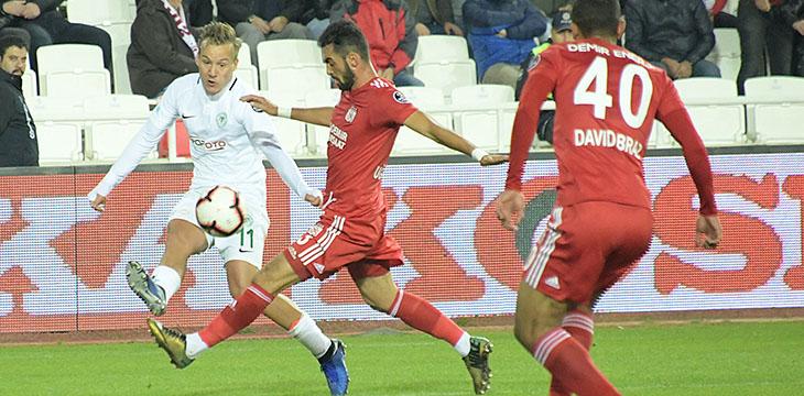 Atiker Konyaspor'umuz 28. haftada DG Sivasspor'u konuk edecek