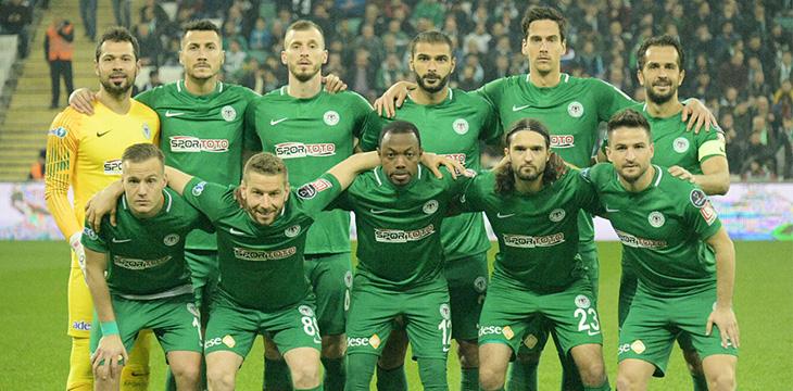 Atiker Konyaspor'umuz deplasmanda Bursaspor ile 0-0 berabere kaldı