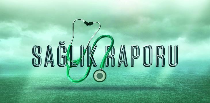 Konyaspor'umuz sağlık kontrolünden geçti