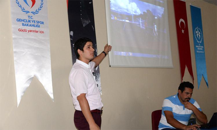 Futbol Gelişim Akademilerimize yeni kurallar anlatıldı