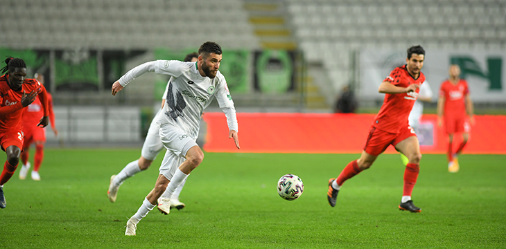 Ziraat Türkiye Kupası'na çeyrek finalde penaltılarla veda ettik
