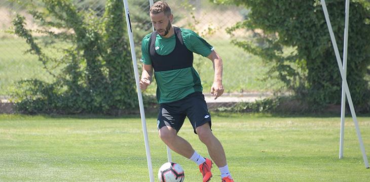 Konyaspor'umuzda oyuncularımıza FMS Testi uygulandı