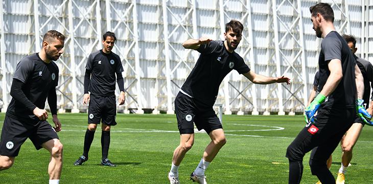 İttifak Holding Konyaspor'umuz A. Hatayspor'u konuk edecek