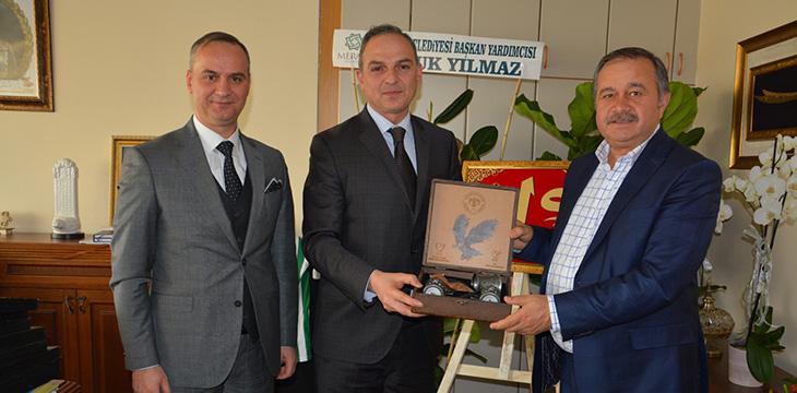 Prof. Dr. Zekeriya Mızırak'a Nezaket Ziyareti
