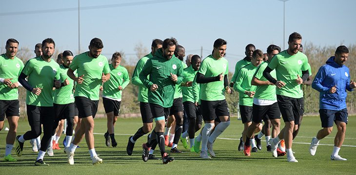 Atiker Konyaspor'umuz 11.hafta maçında DG Sivasspor'un konuğu olacak