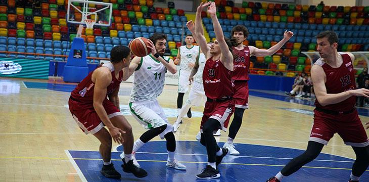 Basketbol Takımımız  İTÜ Basket'e 88-76 mağlup oldu
