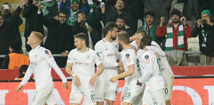 Atiker Konyaspor'umuz 15.hafta maçında Trabzonspor'a konuk olacak
