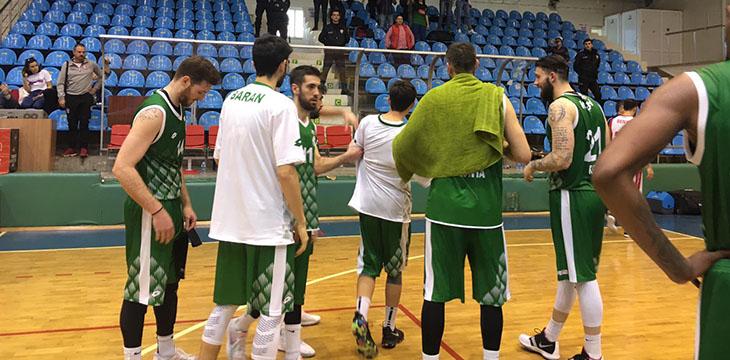 Basketbol takımımız Edirne deplasmanından galibiyetle dönüyor