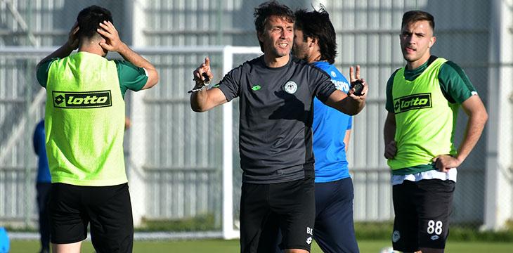 İttifak Holding Konyaspor'muz takım çalışmalarına başladı