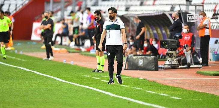 Teknik Direktörümüz İlhan Palut FT Antalyaspor maçı sonrası açıklamalarda bulundu