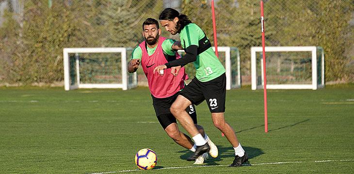 Atiker Konyaspor'umuzda hazırlıklar başladı