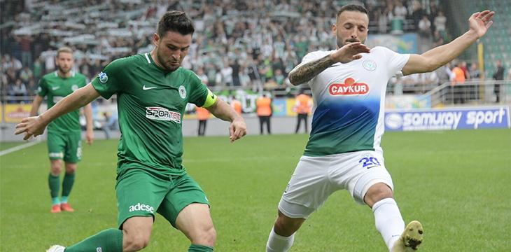 Takımımız 13. hafta maçında deplasmanda Ç. Rizespor ile karşılaşacak