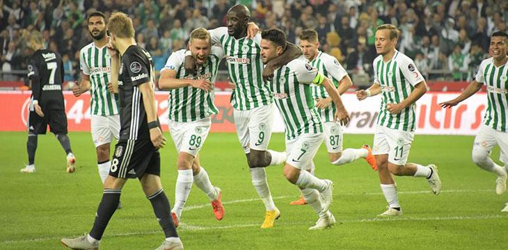 STSL 25.Hafta Maçı Beşiktaş-Atiker Konyaspor